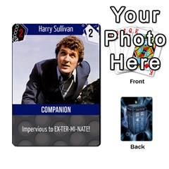 Doctor Who V2 File  By Mark Chaplin   Playing Cards 54 Designs   Fu3d7ytm53dy   Www Artscow Com Front - Heart10