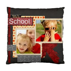Back To School By Joely   Standard Cushion Case (two Sides)   5gdf3s542mve   Www Artscow Com Front