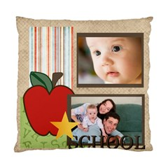 Back To School By Joely   Standard Cushion Case (two Sides)   Pv0qy53nzvr3   Www Artscow Com Front