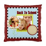 back to school - Standard Cushion Case (One Side)