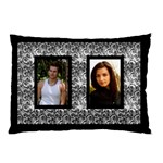 classic Black (2 sided) pillow case - Pillow Case (Two Sides)