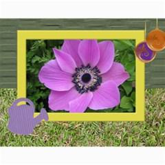 My Garden 2018 (any Year) Calendar By Deborah   Wall Calendar 11  X 8 5  (12 Months)   Lfcyu3rqych7   Www Artscow Com Month