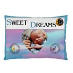 Sweet Dreams 2-Sided Pillow Case - Pillow Case (Two Sides)