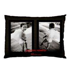 My Angel By Krystal M    Pillow Case (two Sides)   57gse9uhexcb   Www Artscow Com Back