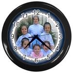 clock - Wall Clock (Black)