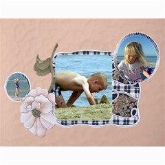 Delight 2018 (any Year) Calendar By Deborah   Wall Calendar 11  X 8 5  (12 Months)   2tavafui38nw   Www Artscow Com Month