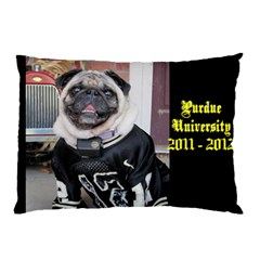 Derek Pillows   2 Sided By Deedee Rushforth   Pillow Case (two Sides)   Ijmasxovzj4c   Www Artscow Com Front