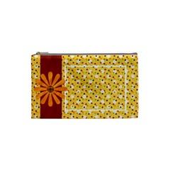 Autumn s Glory Small Cosmetic Bag 1 By Lisa Minor   Cosmetic Bag (small)   Cw50sug08ch6   Www Artscow Com Front