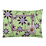 Lavender Essentials 2 Sided Pillow Case 1 - Pillow Case (Two Sides)