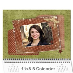 Memories/family  12 Month 2015 Calendar By Mikki   Wall Calendar 11  X 8 5  (12 Months)   F3dld618w50w   Www Artscow Com Cover