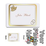 Wedding Place cards (54) 2 sided - Multi-purpose Cards (Rectangle)