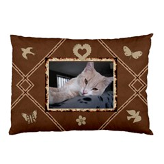 Natural Nature 2 Sided Pillow Case By Lil    Pillow Case (two Sides)   4jqedu4r3g8n   Www Artscow Com Back