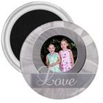 love magnet - 3  Magnet
