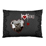 I Love You Always 2-Sided Pillow case - Pillow Case (Two Sides)