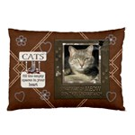 Cats 2-Sided Pillow case - Pillow Case (Two Sides)