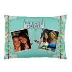 Friends Forever 2-Sided Pillow case - Pillow Case (Two Sides)
