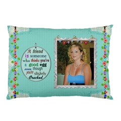 Friends Forever 2 Sided Pillow Case By Lil    Pillow Case (two Sides)   065joo7bfdvv   Www Artscow Com Back