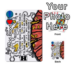 Wartemia1 By Pierre   Multi Purpose Cards (rectangle)   P8828q7h5wbq   Www Artscow Com Front 21