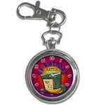 Mad Hatter - Key Chain Watch