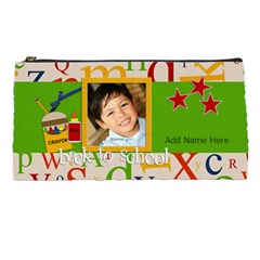 Pencil Case  Back To School By Jennyl   Pencil Case   Tgvb3hytx33o   Www Artscow Com Front