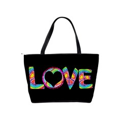 Love Tie Dye Purse By Digitalkeepsakes   Classic Shoulder Handbag   Kkzng2i2cjfu   Www Artscow Com Back