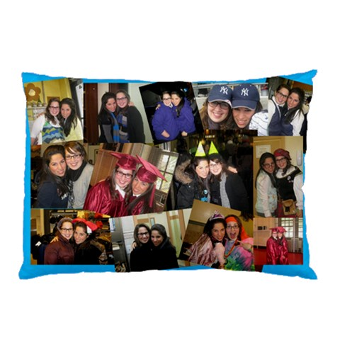 Chaya Sara By Tzivi   Pillow Case   Fz2r15tu6p0k   Www Artscow Com 26.62 x18.9 Pillow Case