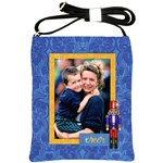 Christmas Cheer/Nutcracker-Sling Bag - Shoulder Sling Bag