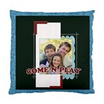 come and play - Standard Cushion Case (Two Sides)