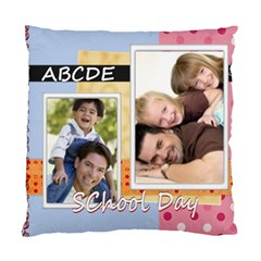 School Day By Joely   Standard Cushion Case (two Sides)   O9kx2djj9pxp   Www Artscow Com Front