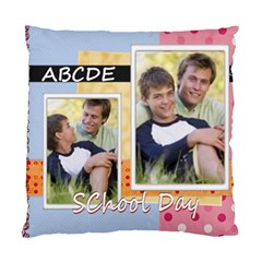 School Day By Joely   Standard Cushion Case (two Sides)   O9kx2djj9pxp   Www Artscow Com Back