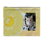 Yellow Moon XL Cosmetic Bag - Cosmetic Bag (XL)