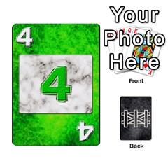 Queen Jarden Uno 1 By Strainer   Playing Cards 54 Designs   0jl5lt9lkrep   Www Artscow Com Front - HeartQ