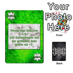 Jarden Uno 2 By Strainer   Playing Cards 54 Designs   8s7vsze59xcm   Www Artscow Com Front - Club4