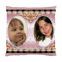 Pretty As A Picture (2 Sided) Cushion Case By Deborah   Standard Cushion Case (two Sides)   Hwuwskb4147w   Www Artscow Com Front