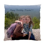 Bracha s pillow - Standard Cushion Case (Two Sides)