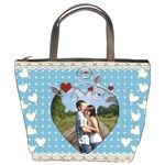 Love Struck Bucket Bag