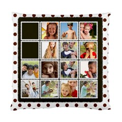 Family Collection By Joely   Standard Cushion Case (two Sides)   X4pauxrzzh34   Www Artscow Com Front
