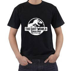 The Lost World Jurassic Park ( Black T Front