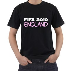 Fifa 2010 England ( Black T Front