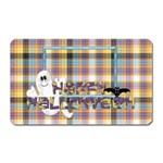 Not So Scary Halloween Magnet 1 - Magnet (Rectangular)