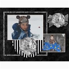 Teri Christmas By Brady   Wall Calendar 11  X 8 5  (12 Months)   Yvqjoiv0qd8e   Www Artscow Com Month