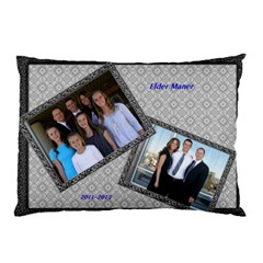 J T  s Mission Pillowcase 2011 By Kathie Maner   Pillow Case (two Sides)   Ylfeqqyqfzd9   Www Artscow Com Front