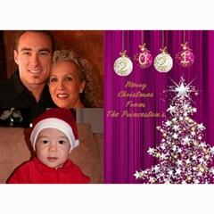 Christmas 2016 Photo Card 7x5 2 By Deborah   5  X 7  Photo Cards   8sn8aj3zq429   Www Artscow Com 7 x5 Photo Card - 6
