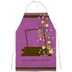 full print apron - so in love 4