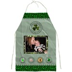 Lucky Irish Apron - Full Print Apron