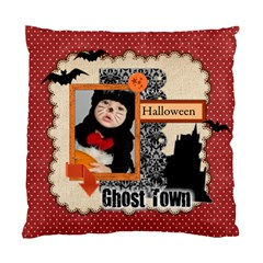 Halloween By Joely   Standard Cushion Case (two Sides)   Y2ee2imtuugw   Www Artscow Com Front