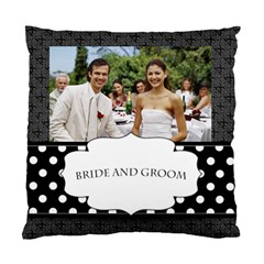 Wedding  By Joely   Standard Cushion Case (two Sides)   13p9mwejvioh   Www Artscow Com Front