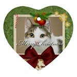 christmas - Ornament (Heart)