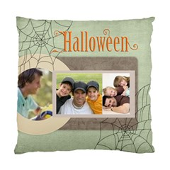 Halloween By Joely   Standard Cushion Case (two Sides)   Mh2zzs9yipqw   Www Artscow Com Back