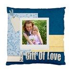 a gift of love - Standard Cushion Case (Two Sides)